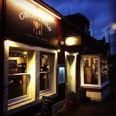 Crofters' Music Bar Bistro is usually full in the evening.