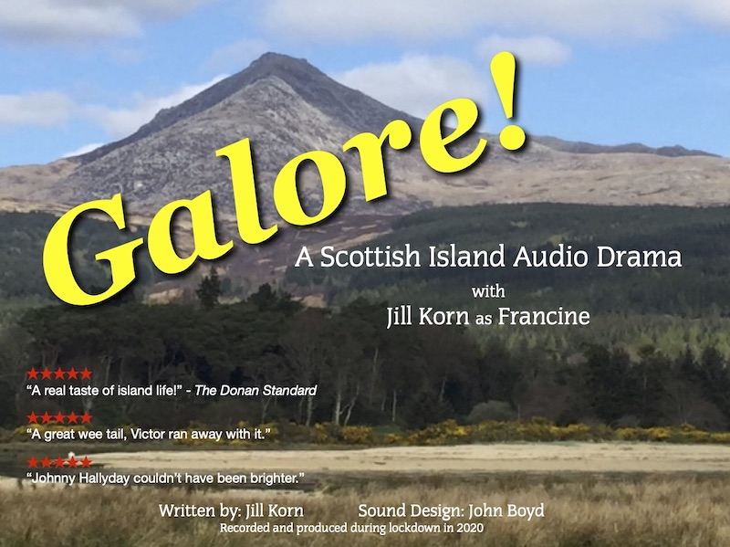 Galore Audio Drama